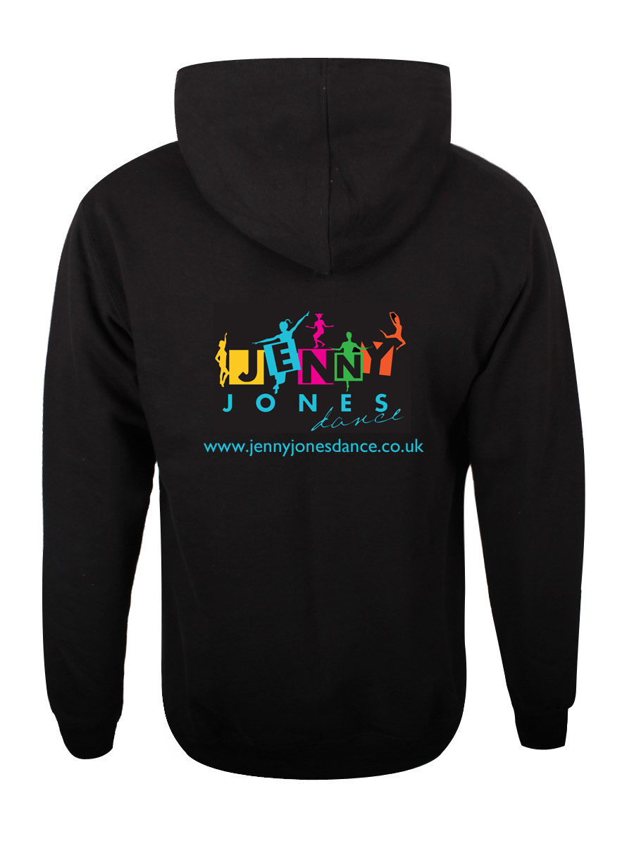 Jenny Jones Dance Hoody